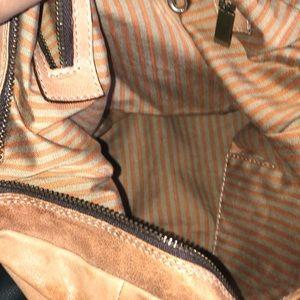 Marco Buggiani Bags - Marco Buggiani Sand Leather Satchel